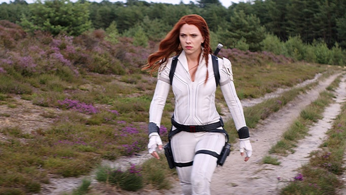 'Black Widow' Spins Record $80M at U.S. Box Office Opening & Earns $60M on Disney+ Premier Access