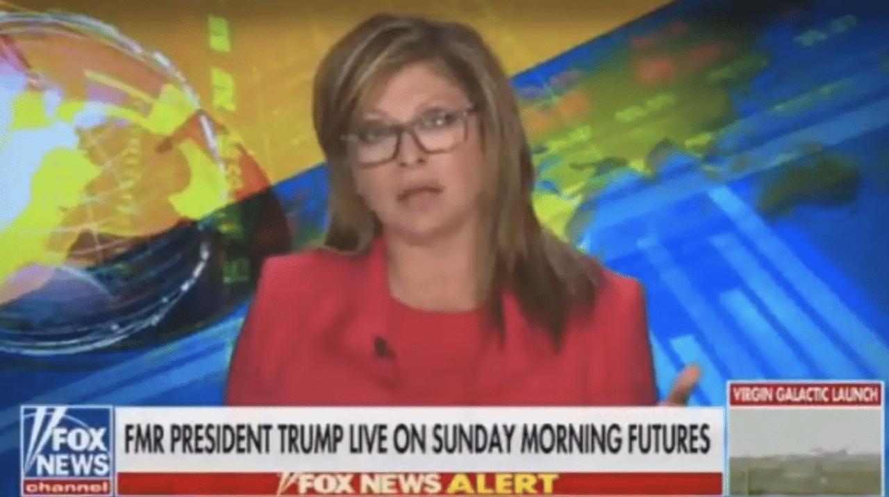 Maria Bartiromo & Trump Bashed for Spreading 'Reckless, Dishonest' Info About Ashli Babbit's Death
