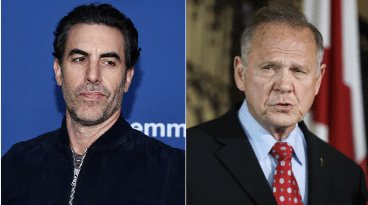 Sacha Baron Cohen Victorious Over Roy Moore in $95 Million Lawsuit Over 'This Is America' Prank