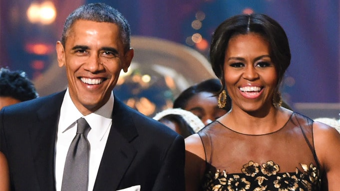 Obamas Readying Film and TV Event 'Blackout' for Netflix