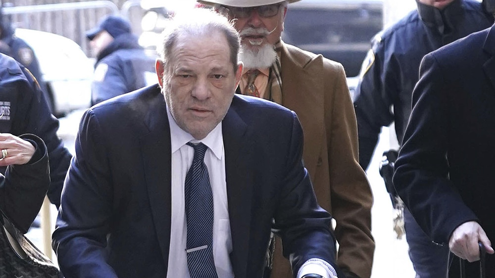 Harvey Weinstein Extradited to Los Angeles to Face Rape and Sex Assault Charges