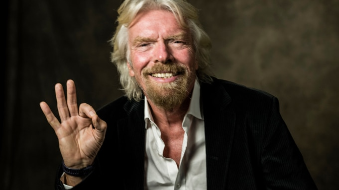 Richard Branson Safely Completes Historic Space Ride & Earns Jeff Bezos Congratulations