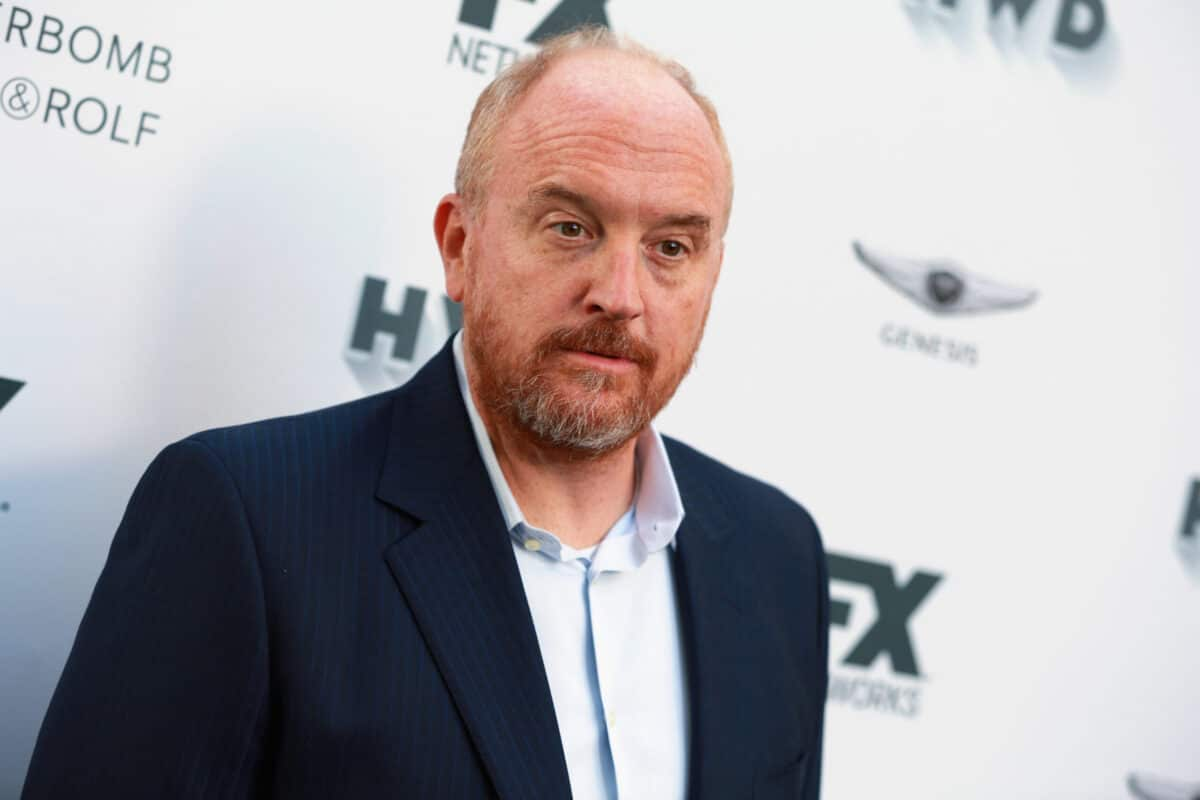 Louis C.K. Gets Slammed on Twitter After Announcing His 24-City Comeback Tour: 'Hard Pass'