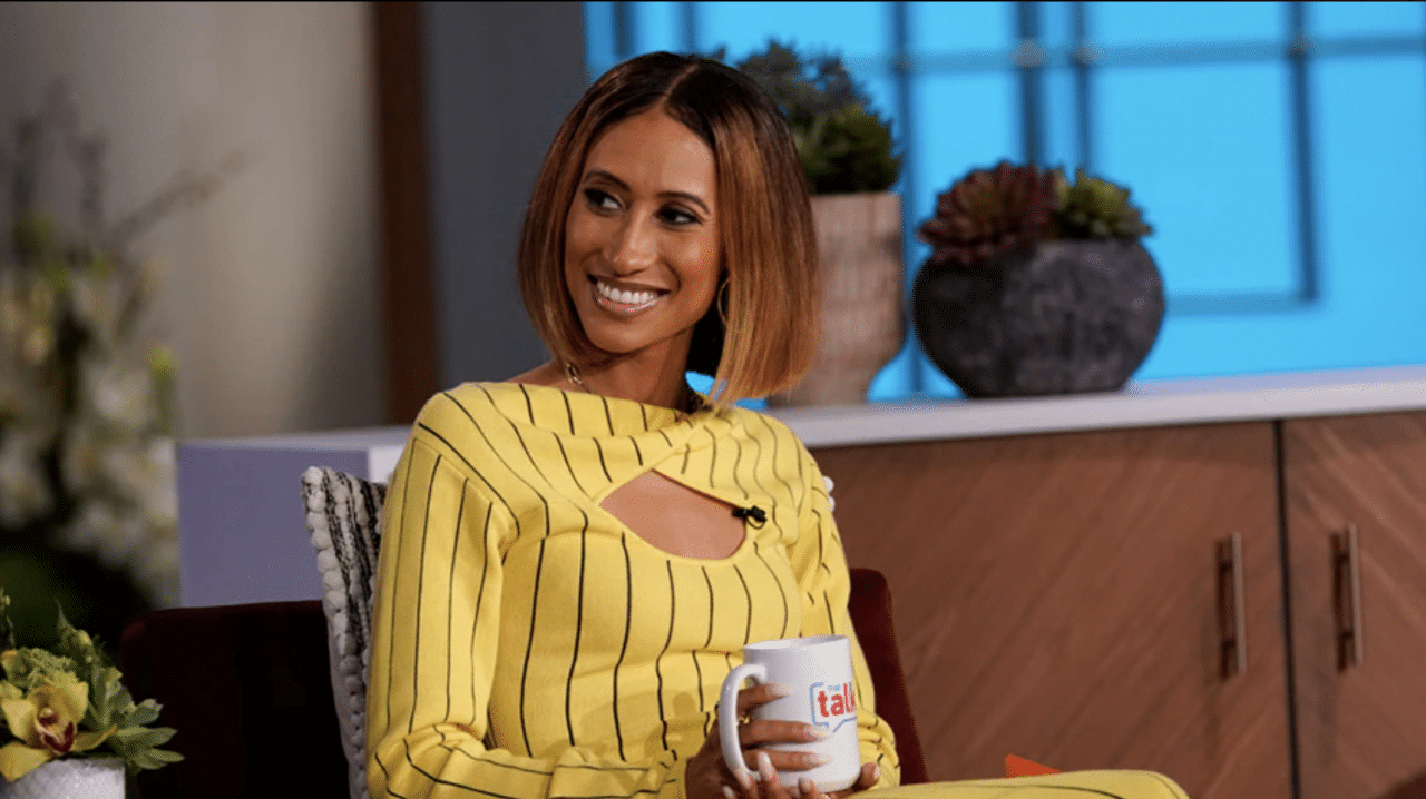 'The Talk' Loses Another Co-Host as Elaine Welteroth Exits