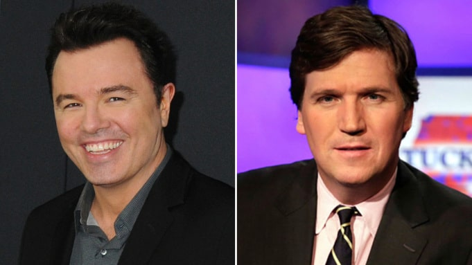 Seth MacFarlane Gripes About 'Family Guy' Airing On Fox Over Comments By Fox News' Tucker Carlson