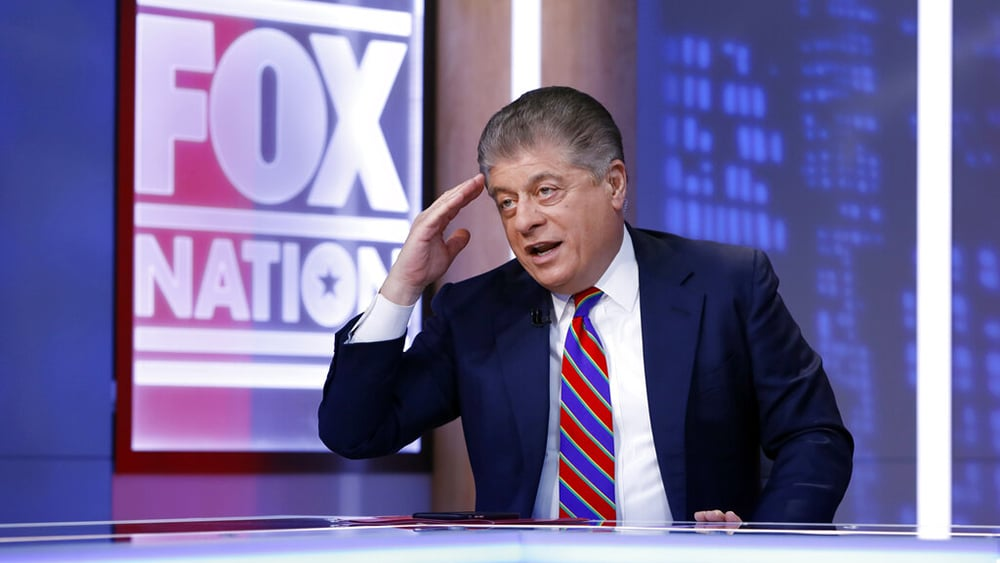 Judge Andrew Napolitano Ousted by Fox News Following Sexual Harassment Allegations
