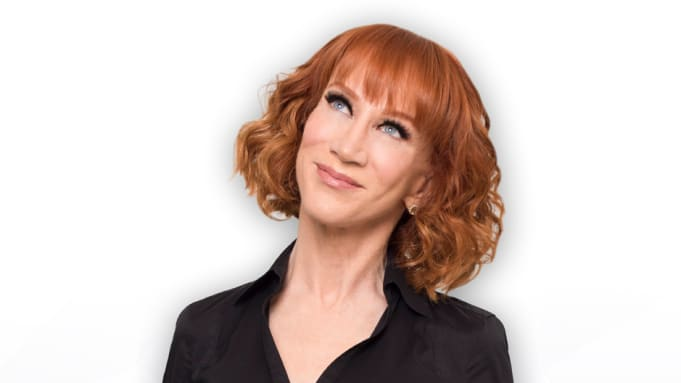 """Report: Kathy Griffin Out Of Surgery And """"Resting"""" After Disclosing Lung Cancer Diagnosis"""