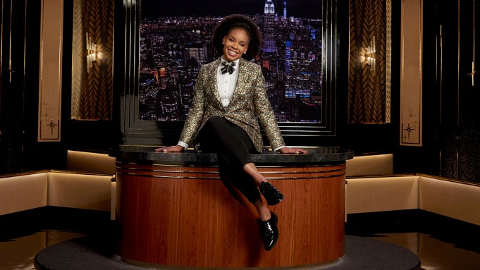 'Amber Ruffin Show' Renewed for Second Season on Peacock