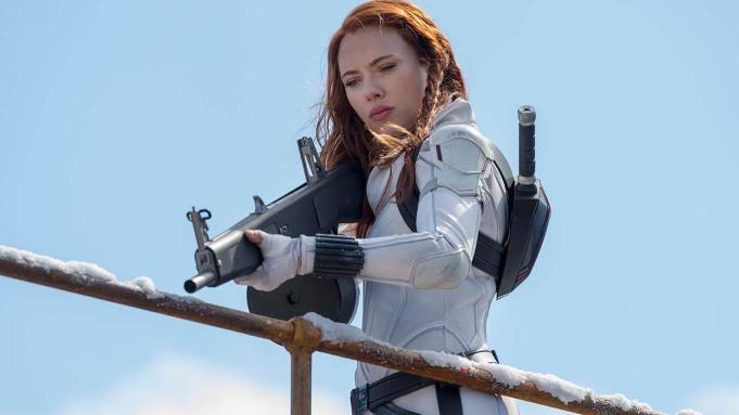 Scarlett Johansson & Disney Settle Explosive 'Black Widow' Lawsuit