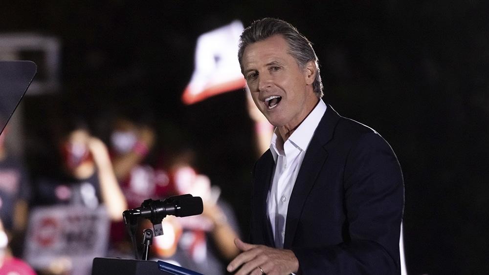 Gavin Newsom Defeats Recall Effort by Wide Margin