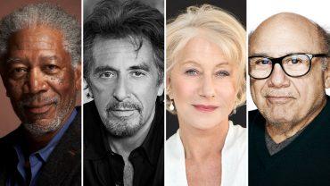 Morgan-Freeman-Al-Pacino-Helen-Mirren-Danny-DeVito-Sniff