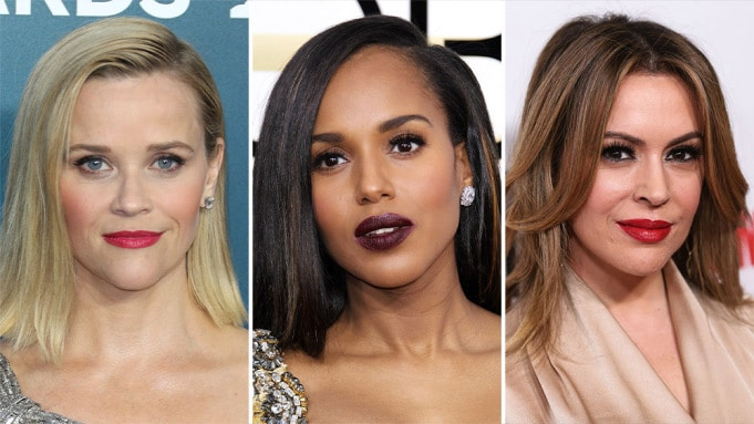 Reese Witherspoon, Kerry Washington & Alyssa Milano Express Outrage Over Texas Abortion Law