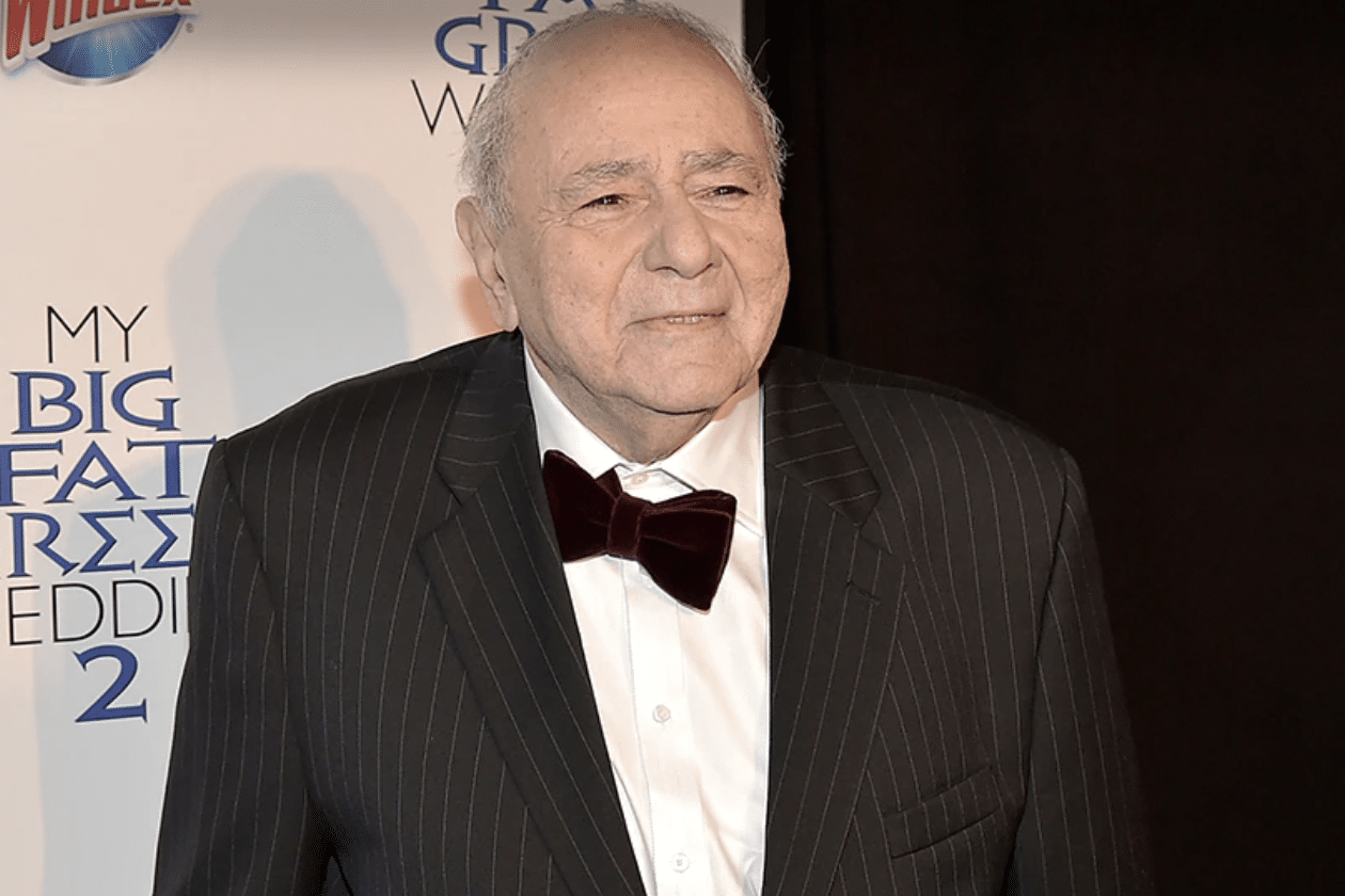 Michael Constantine, 'My Big Fat Greek Wedding' Star, Dies at 94