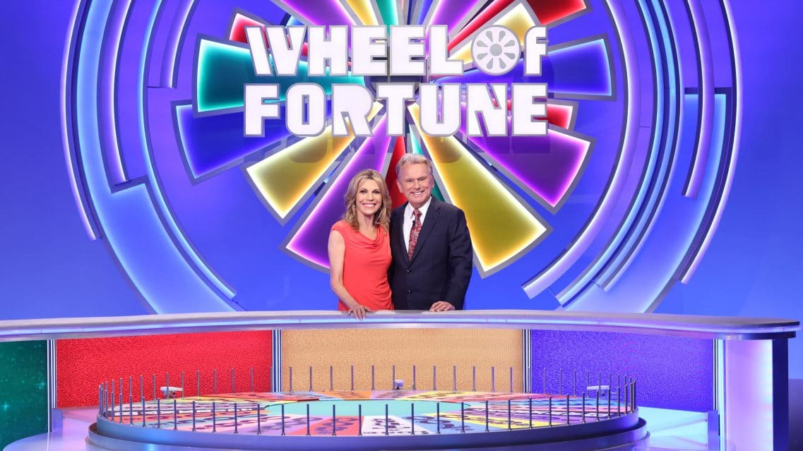 Pat Sajak & Vanna White to Stay on 'Wheel of Fortune' Through 2024; Sajak Named Consulting Producer