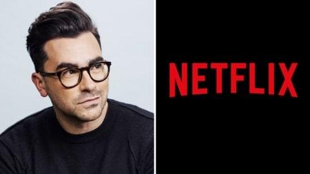 Dan Levy Signs Netflix Film & TV Deal