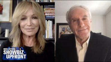 "Susan Anton on Hosting Her New RetroTV Series ""Idol Chat"""