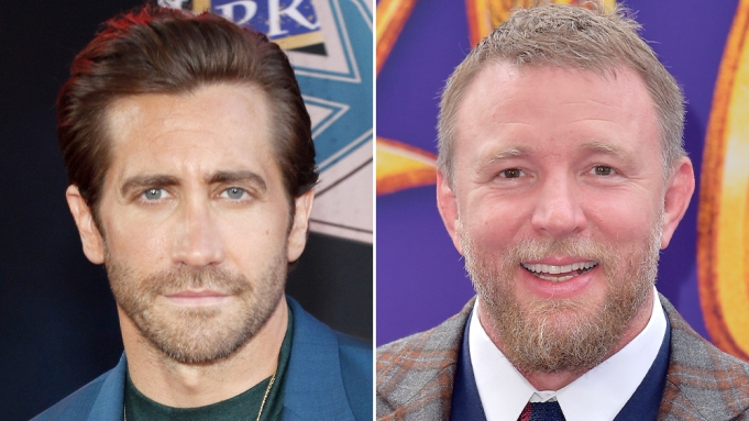 Jake Gyllenhaal Eyeing Guy Ritchie's Next Project at Miramax