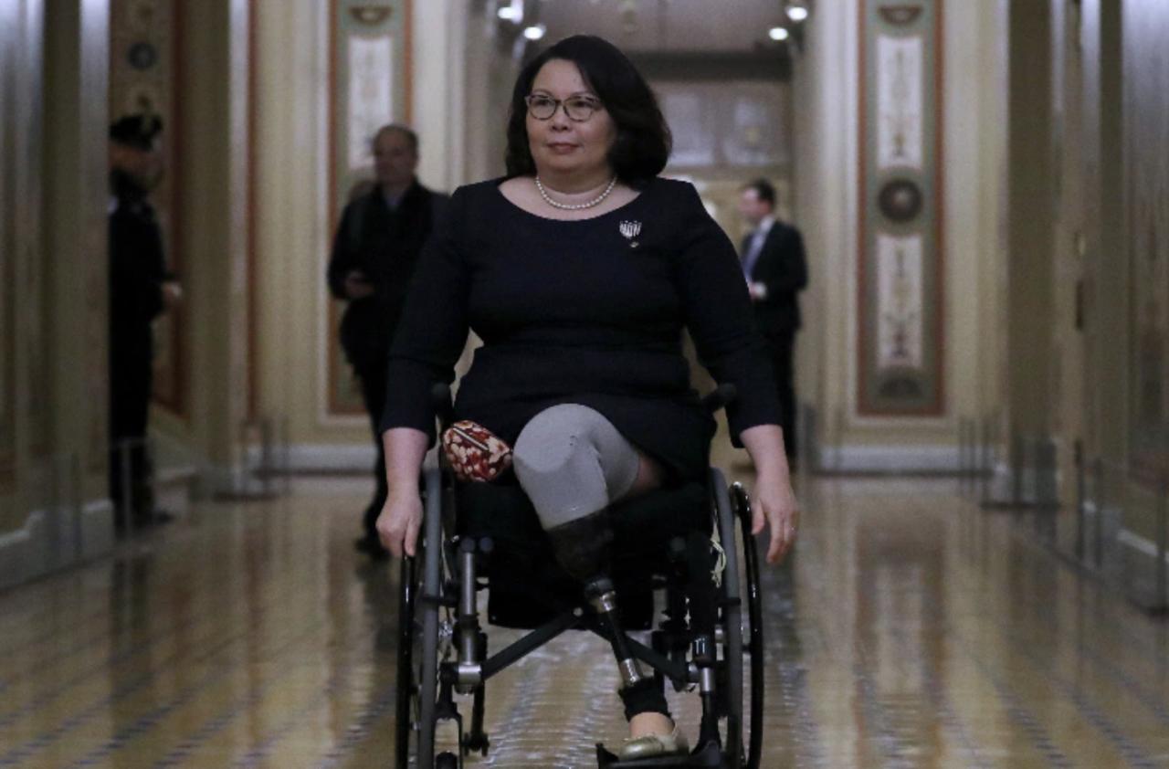 Fox News Slammed for Headline About Disabled Vet Tammy Duckworth