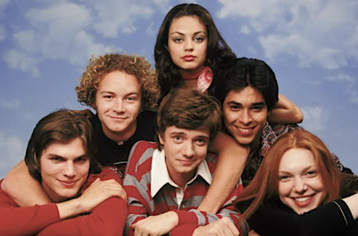 'That '70s Show' Sequel Series 'That '90s Show' Picked Up at Netflix
